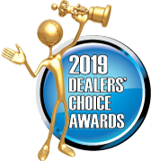 Dealers' Choice Award 2019 Logo